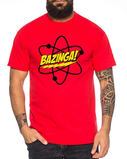 WhyKiki Big Bazinga Science Bang Theory Nerd